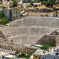 The Roman Theater - Amman