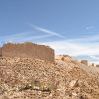 The Castle of Shobak (Mont Real)
