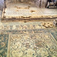 Mosaic Floor of St. Stephen Church - Umm Ar-Rasas