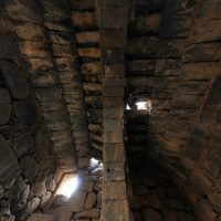 A Ceiling of a House - Umm el-Jimal