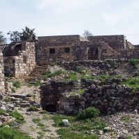 Ruins of the Umayyad Village - Umm Qais
