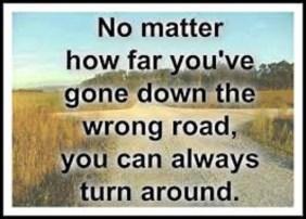wrongroad