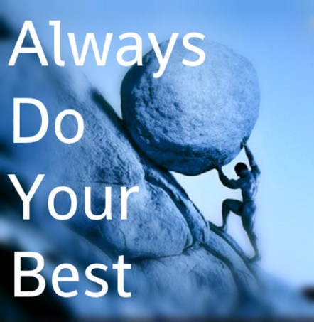 always-do-your-best