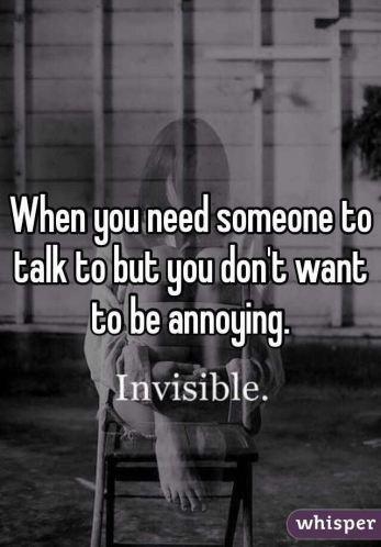 invisible ne