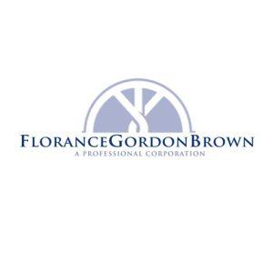 Thank you to FloranceGordonBrown, PC