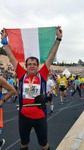 SERGIONE, l'Ultramaratoneta