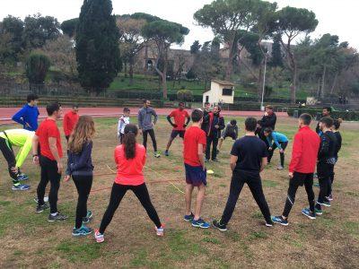 Raduno alle Terme di Caracalla tra sfide e brindisi