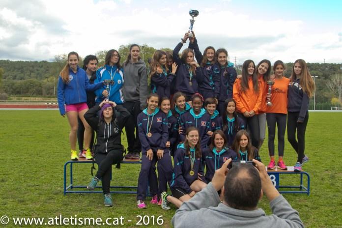 campionats, vallès, 2016, sant Celoni