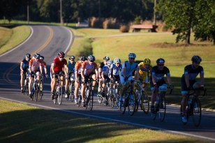 Fox MS bike ride2
