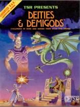 AD&D Dieties & Demigods