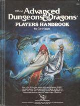 AD&D Player's Handbook v2