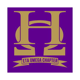 Eta Omega Chapter of Omega Psi Phi Fraternity Inc Logo