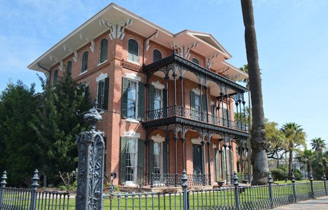Ashton Villa in Galveston, Texas