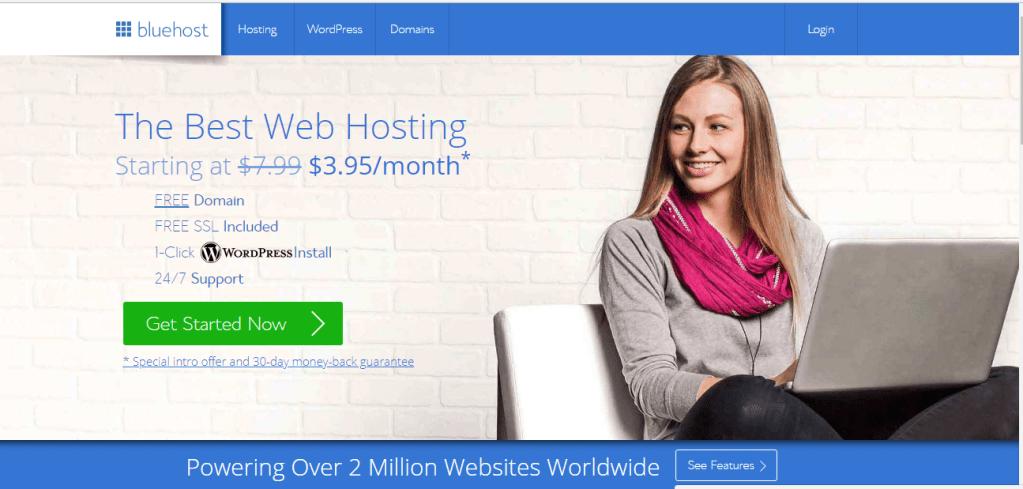 افضل شركة استضافة مواقع وردبرس