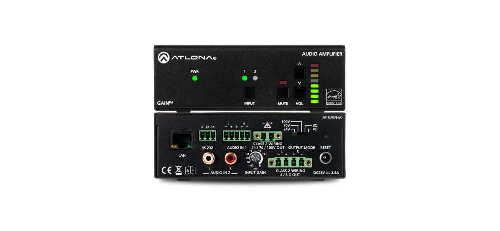 medium resolution of stereo mono power amplifier 60 watts