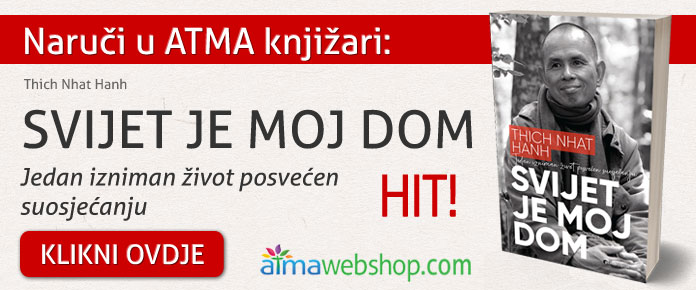 banner za knjige SVIJET JE MOJ DOM