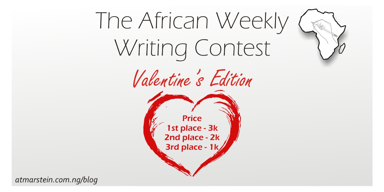African weekly writing contest: February Valentine's edition winners announced