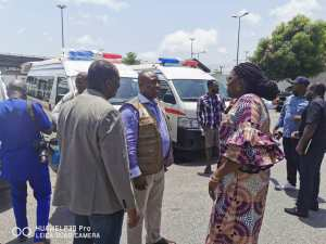 Coronavirus update: Dangote Foundation donates four ambulances to NCDC