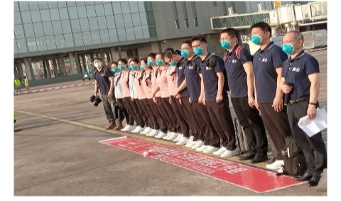 COVID-19: Chinese doctors sent on 14 days isolation
