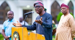 Governor Sanwo -Olu give an update on when Apapa will open to traffic