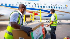 Chad takes delivery of Madagascar virus cure, COVID-Organics