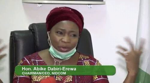 Nigeria's communication minister, Pantani asked gunmen to chase Abike Dabiri-Erewa, other NIDCOM Staff from an office complex in Abuja