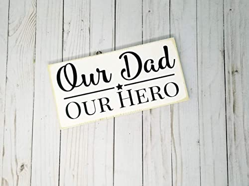 OUR DAD, OUR HERO, A POEM