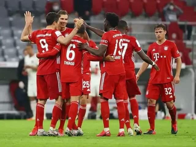 Bayern Munich Thrash Lyon 3-0 To Book Their Place In  Champions League Final