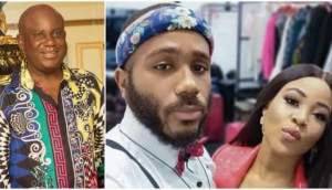 BBNAIJA: Kiddwaya's Billionaire Dad, Terry Reveals Son And Erica Would Have 2 Luxury Versace Weddings As He Gives His Blessing