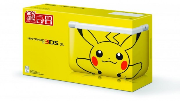 3DSXL_HW_Pikachu