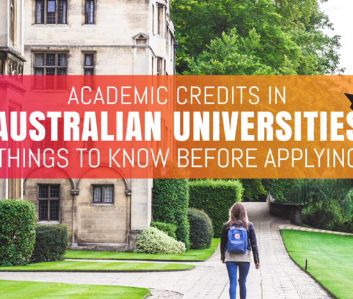 Academic Credits in Australian Universities – Things to Know before Applying