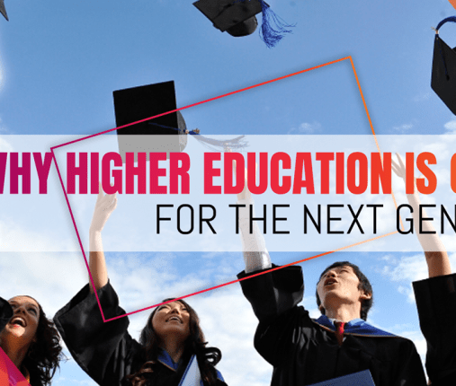 Why Higher Education Is Crucial for the Next Generation