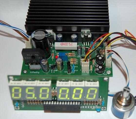 Circuit Digital Voltmeter Circuit Diagram Power Supply Circuit