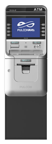 Puloon Sirius II Front small - Puloon SiriUs II ATM