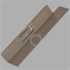 Triton guide rt. - De La Rue Minimech Right Guide for 100 Cassette Dispensers