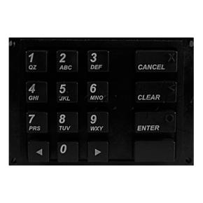Triton Keypad 8100, 9100