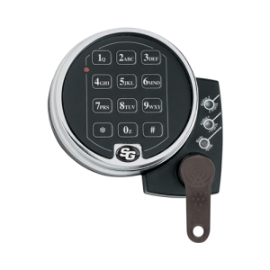 sargent and greenleaf lock - Sargent & Greenleaf A-Series ATM Lock
