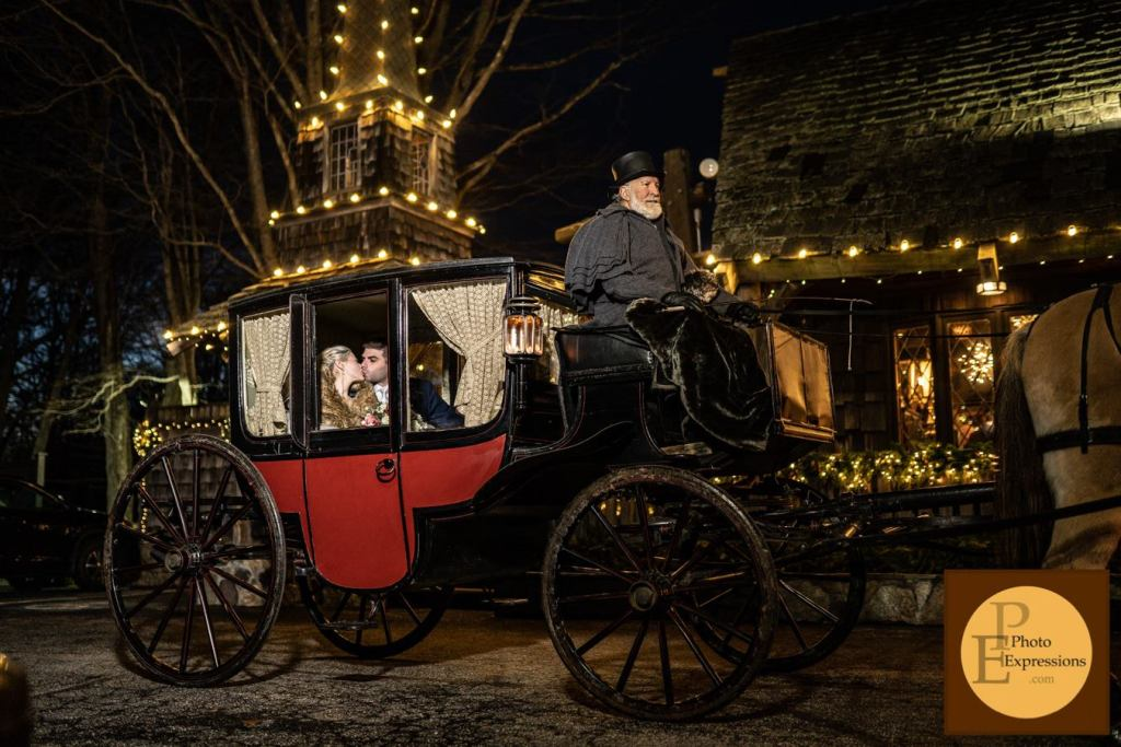 Atmosphere Productions - Katie and Andrew - Photo Expressions - Allegra Farms Horse and Carriage