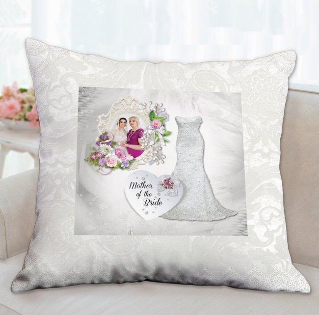 Custom Wedding Pillows - www.atmosphere-productions.com