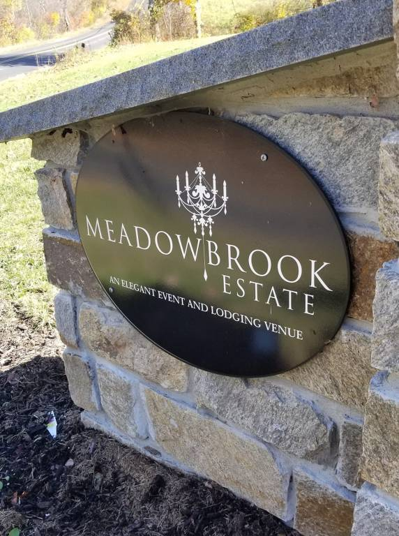 Site Inspection: Meadowbrook Estate, Marlborough, CT - www.atmosphere-productions.com