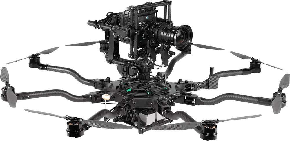 Drone for Red and Alexa Mini | Atmosphere Cinema | New Orleans