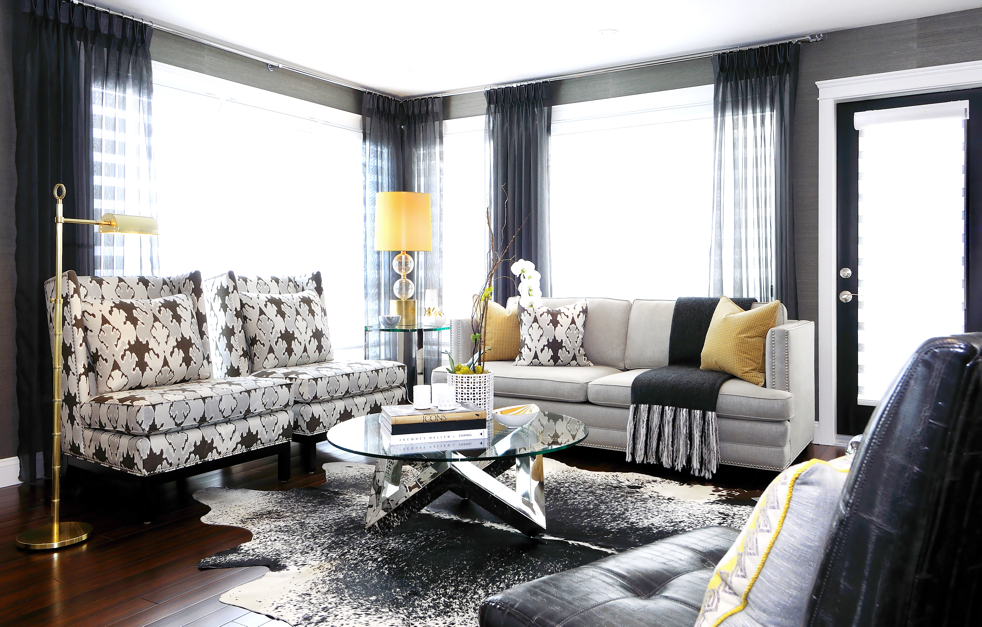 The Atmosphere How To: Finish Off A Room