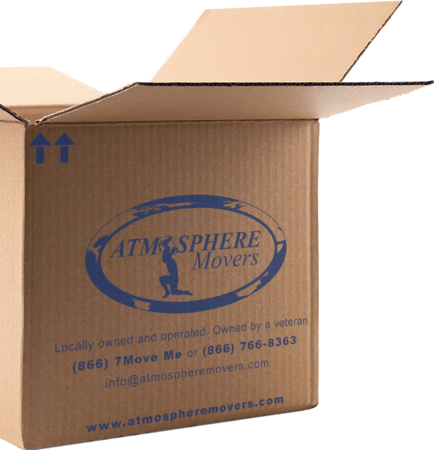 Atmosphere Mover Packing Supplies