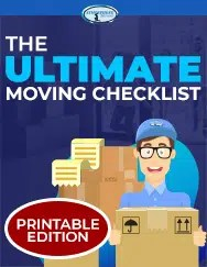 The Ultimate Moving Checklist - Printable