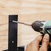 Mounting ATMOX internal fan or light to a crawl space joist