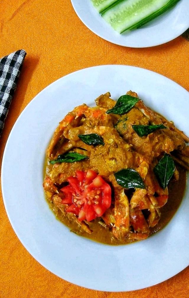 Spicy Crab Masala / Nandu Kulambu / Masala Crab Semi Gravy