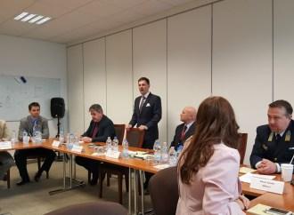 A III. UAS Konferencián vettünk részt az NKH Légügyi Hivatalban