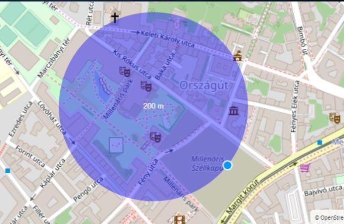 GPS koordináta alapján adhatóak kedvezmény kuponok