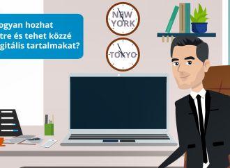 Hogyan működik a Digitális Kupon és Reklám App?