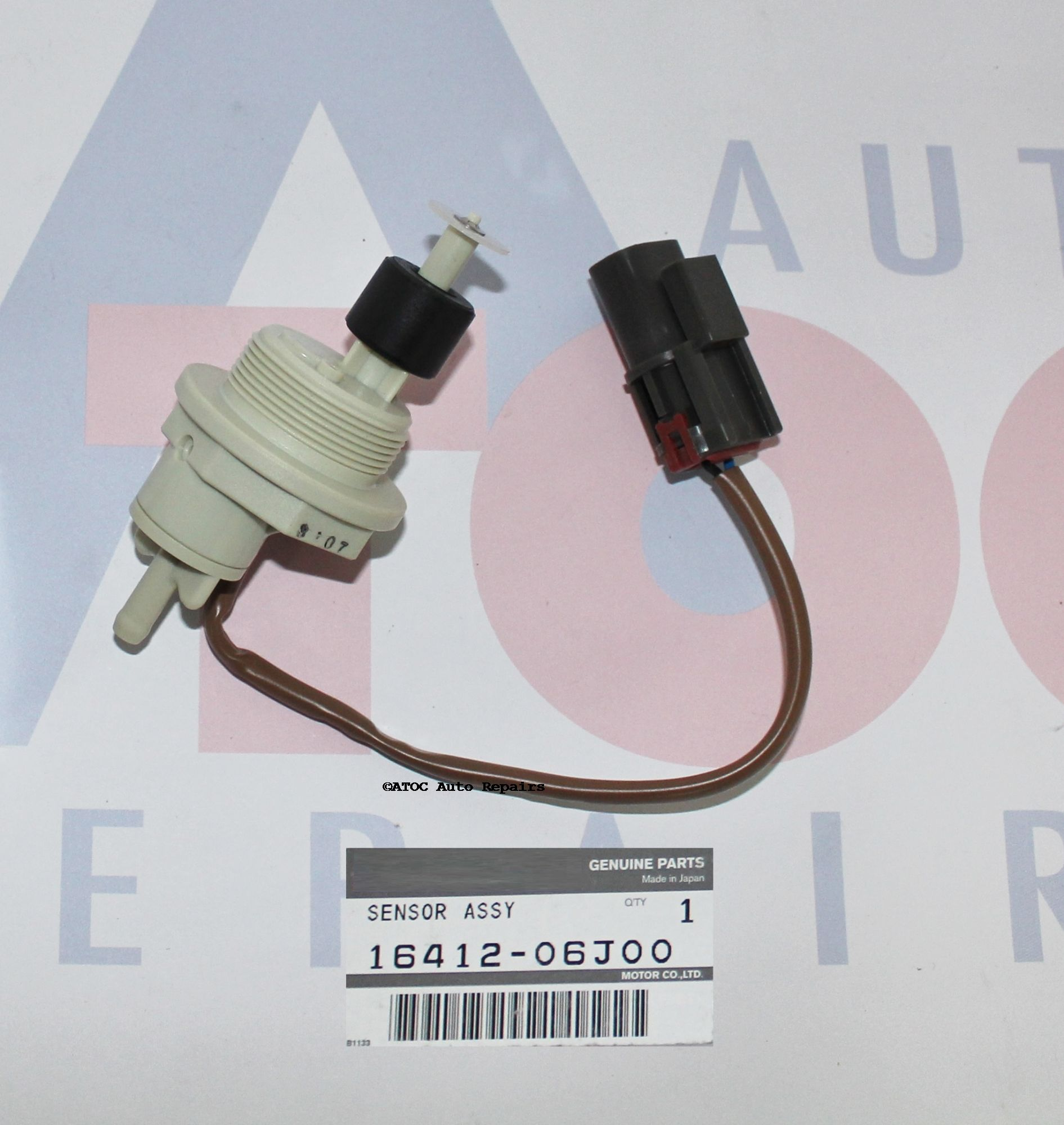 hight resolution of oem genuine fuel filter water sensor to fit nissan gq patrol with td42 engine built from 10 1991 on